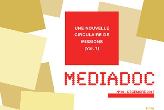 Mediadoc n°19: Edito